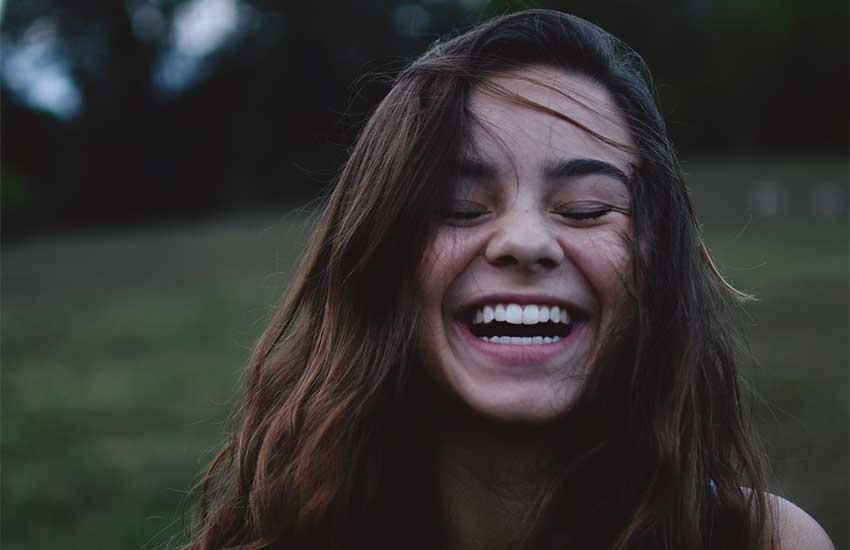 Practice Smiling